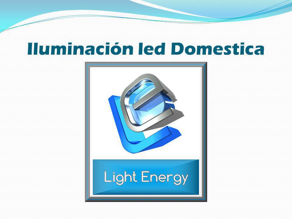 Iluminación led Domestica