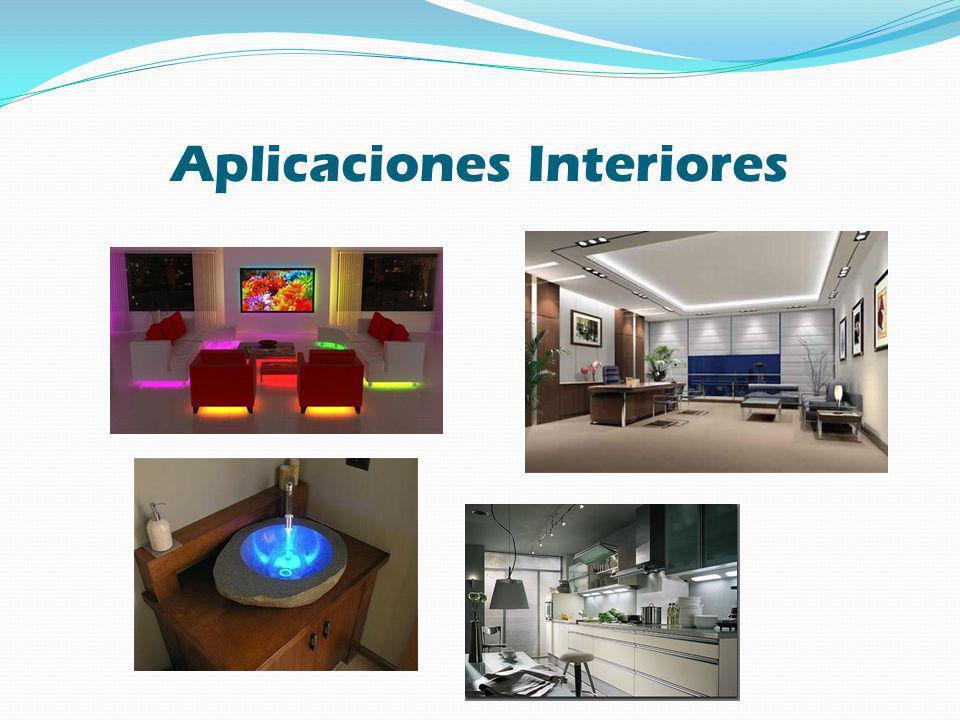 Aplicaciones Interiores