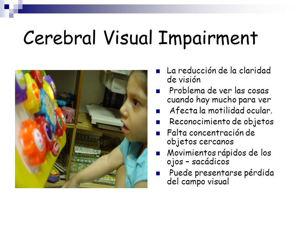 Cerebral Visual Impairment