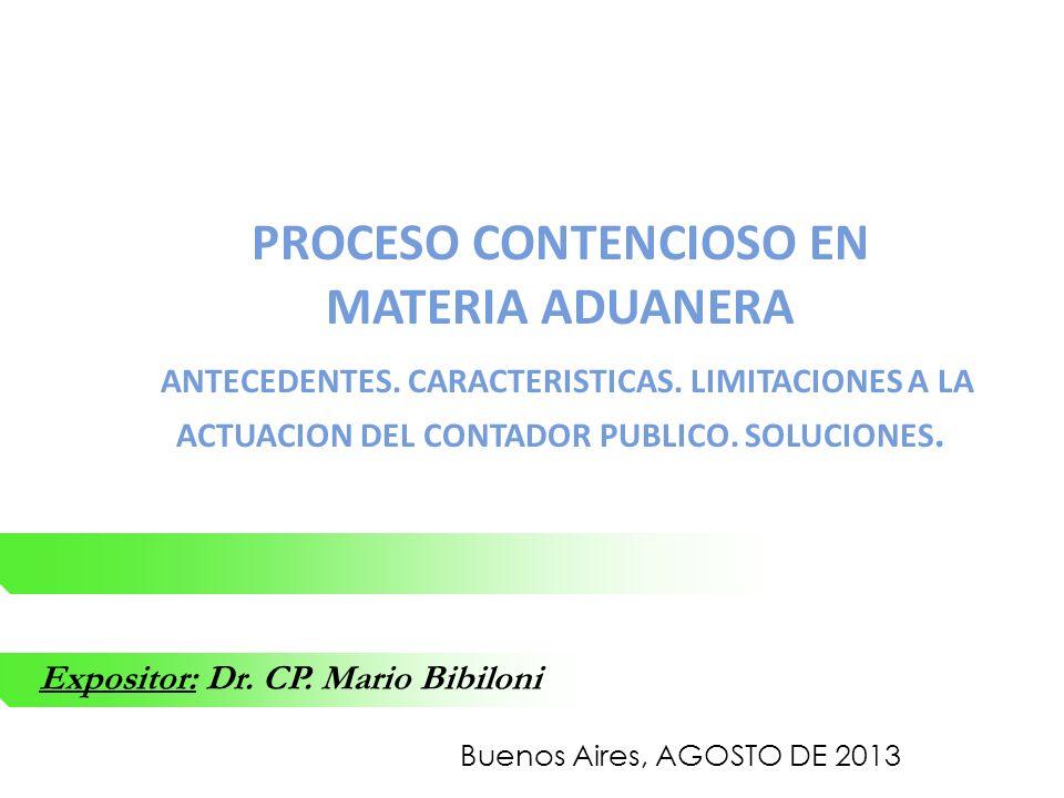 Expositor: Dr. CP. Mario Bibiloni