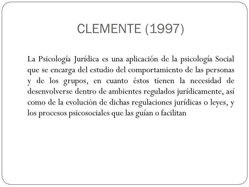 CLEMENTE (1997)