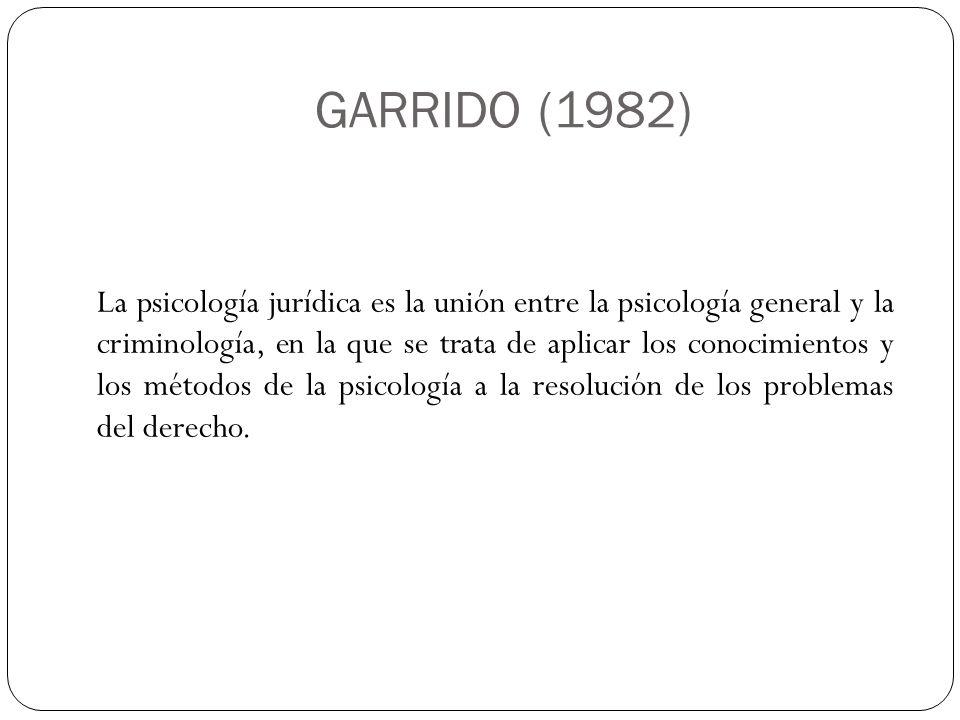 GARRIDO (1982)