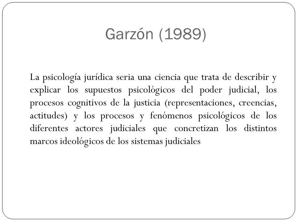 Garzón (1989)