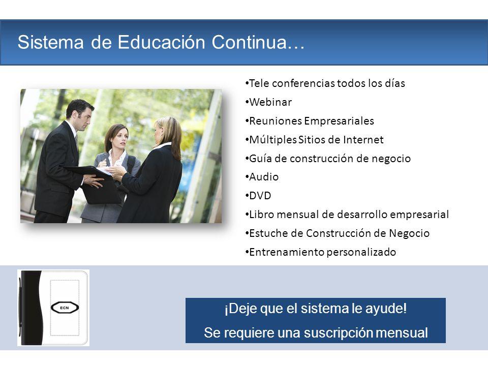 The Company Sistema de Educación Continua…