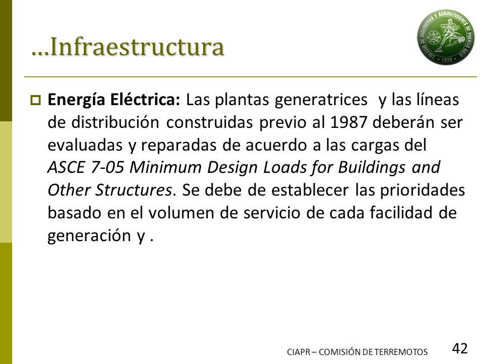 …Infraestructura