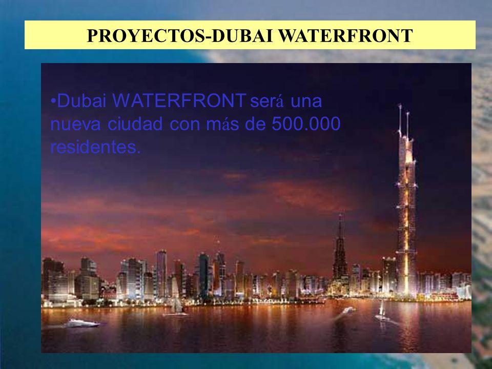 PROYECTOS-DUBAI WATERFRONT