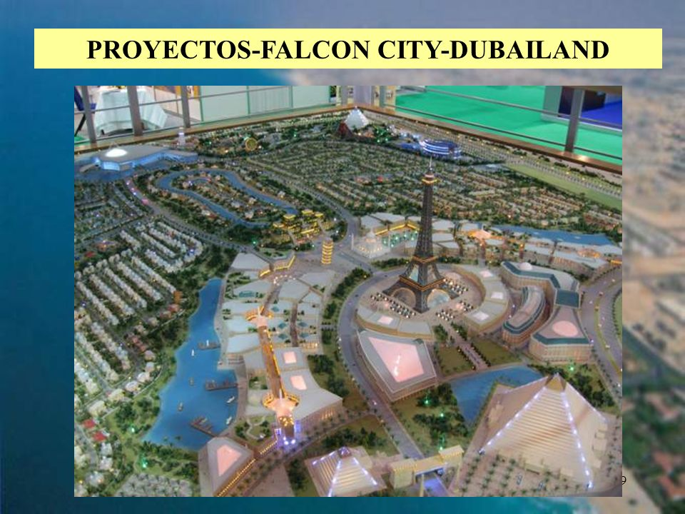 PROYECTOS-FALCON CITY-DUBAILAND