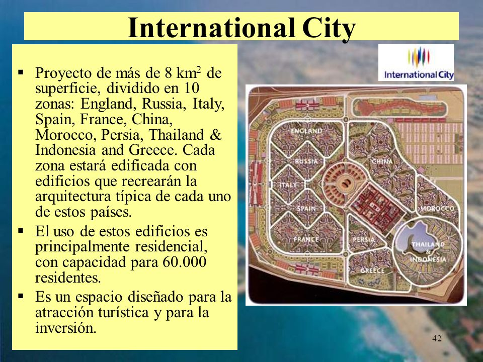 International City