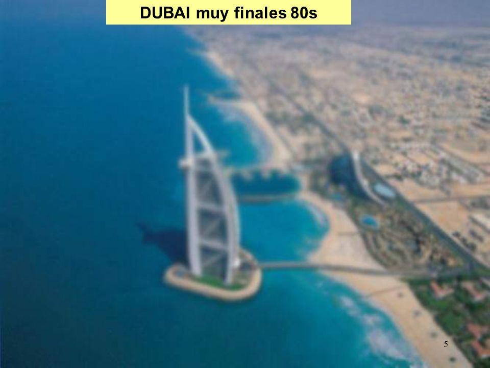 DUBAI muy finales 80s