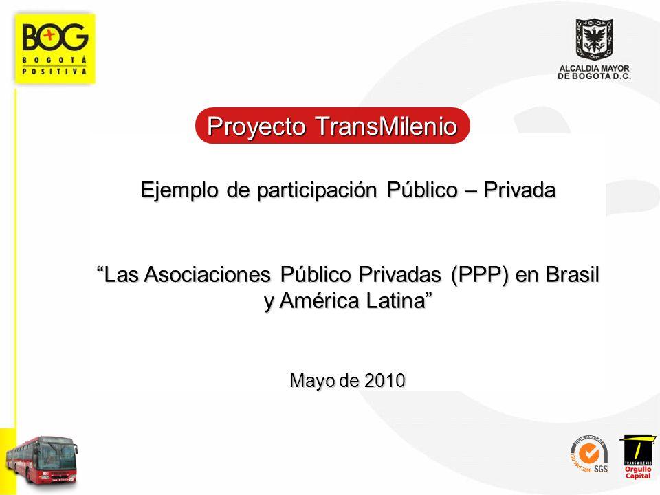 Proyecto TransMilenio