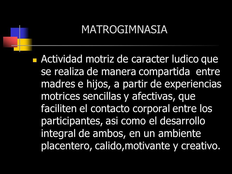 MATROGIMNASIA