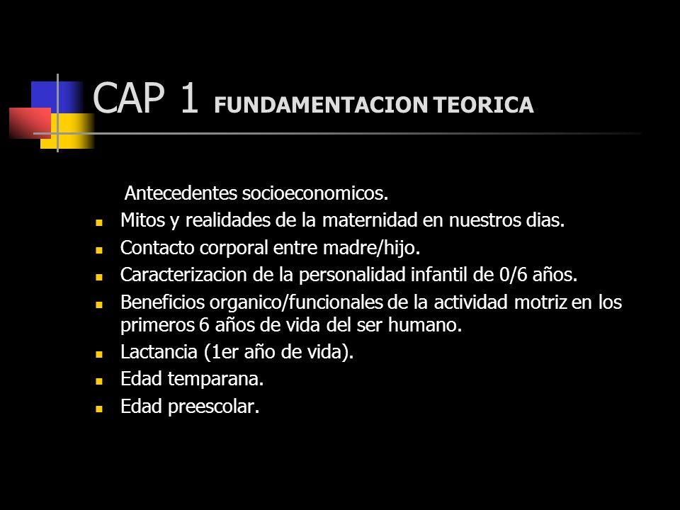CAP 1 FUNDAMENTACION TEORICA
