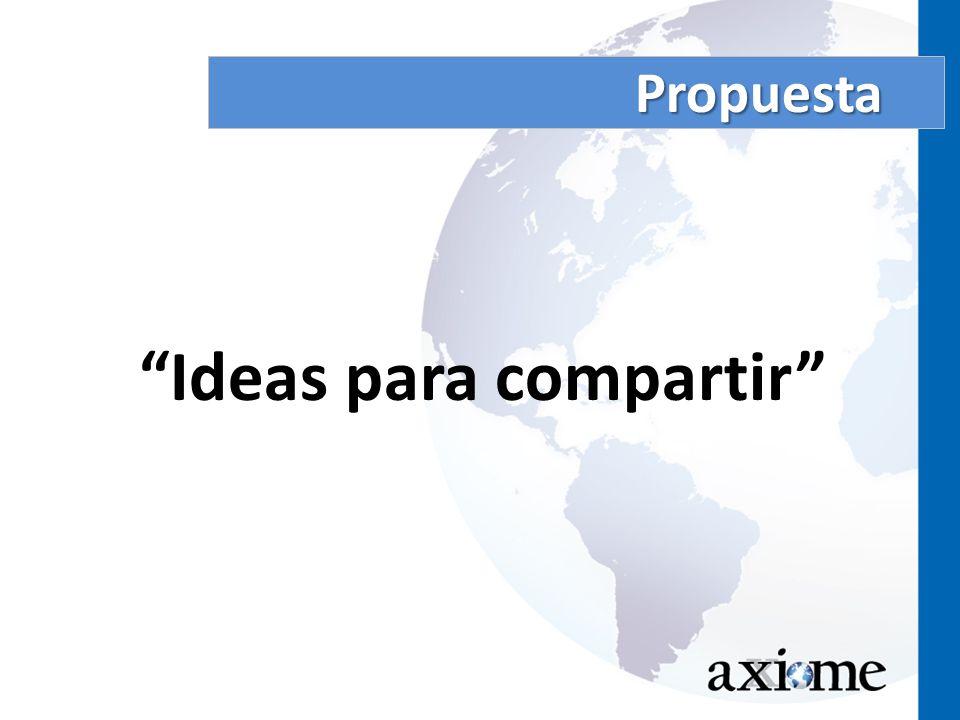Ideas para compartir
