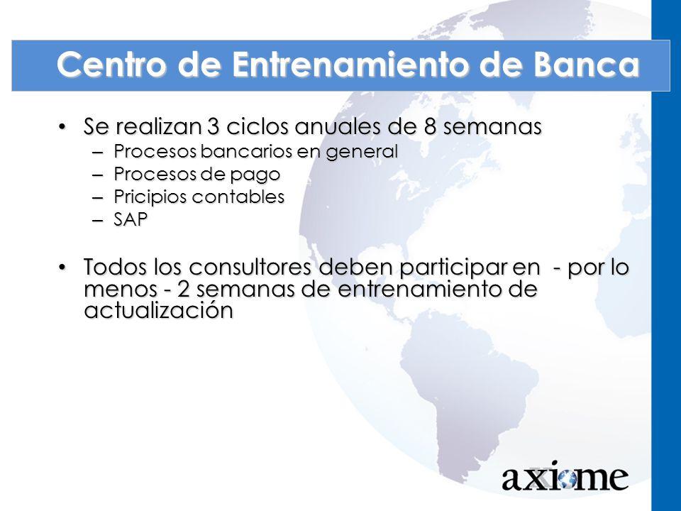 Centro de Entrenamiento de Banca