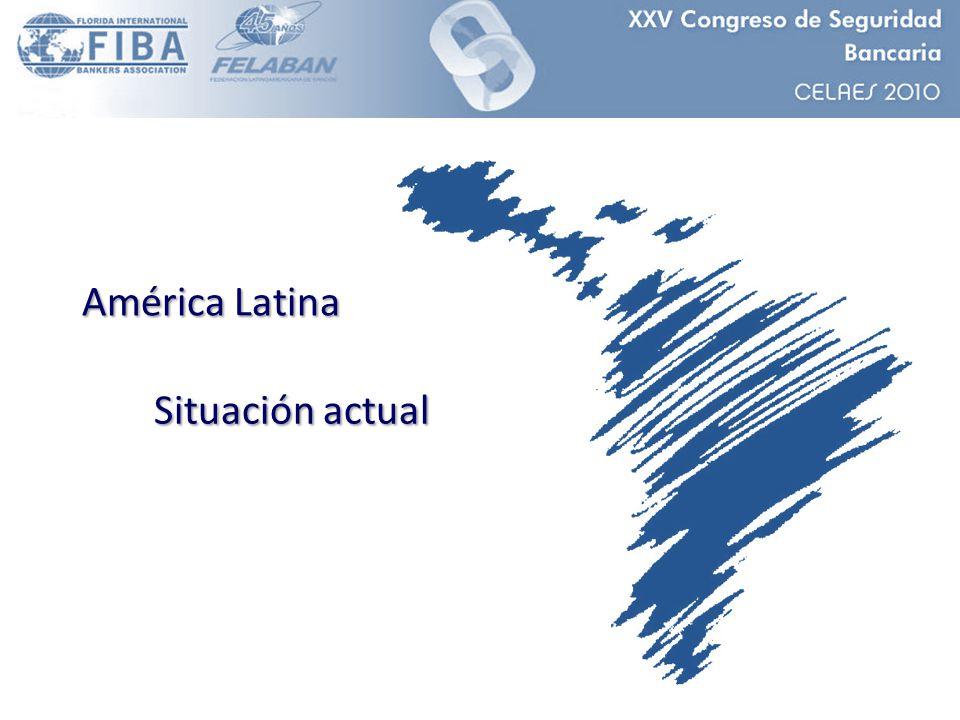 América Latina Situación actual