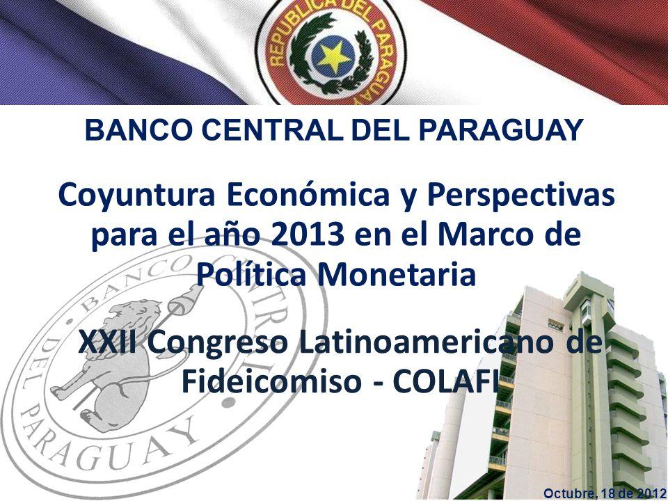XXII Congreso Latinoamericano de Fideicomiso - COLAFI