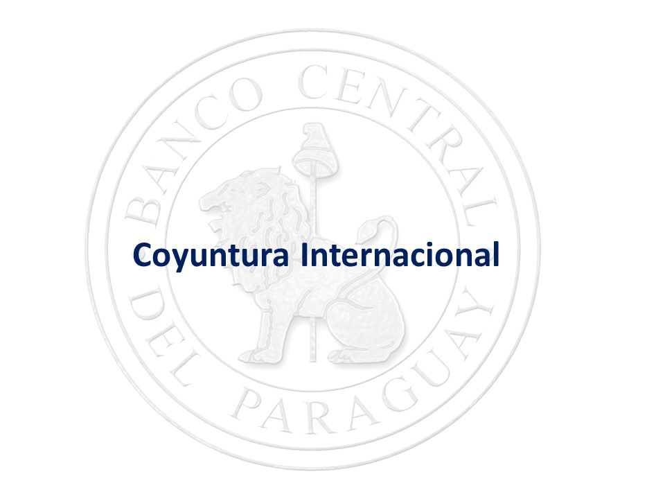 Coyuntura Internacional