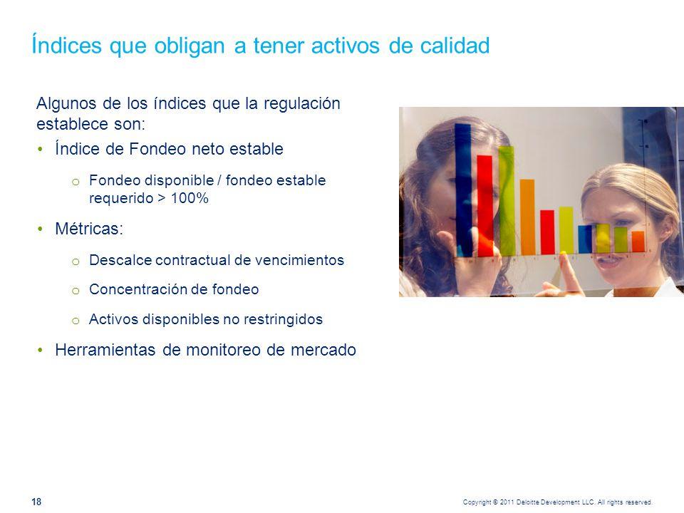 Establecimiento de prácticas lideres para requerimientos de capital