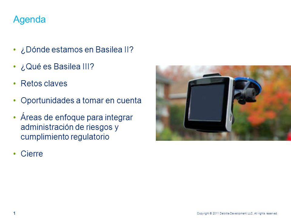 ¿Dónde estamos en Basilea II