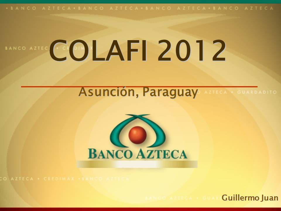COLAFI 2012 Asunción, Paraguay Guillermo Juan