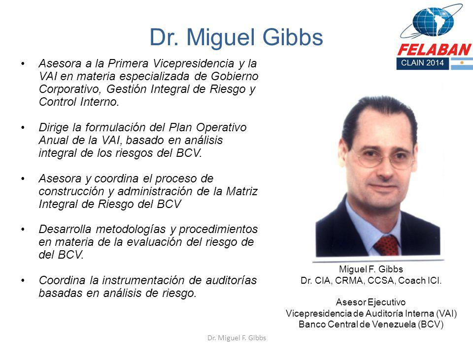 Dr. Miguel Gibbs