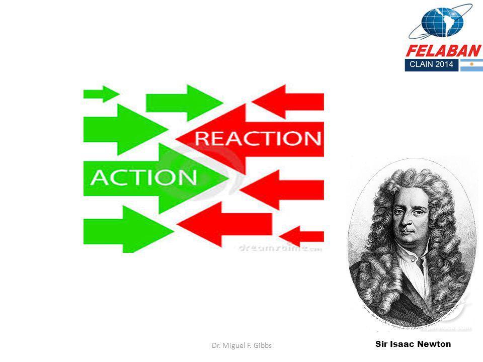 Dr. Miguel F. Gibbs Sir Isaac Newton