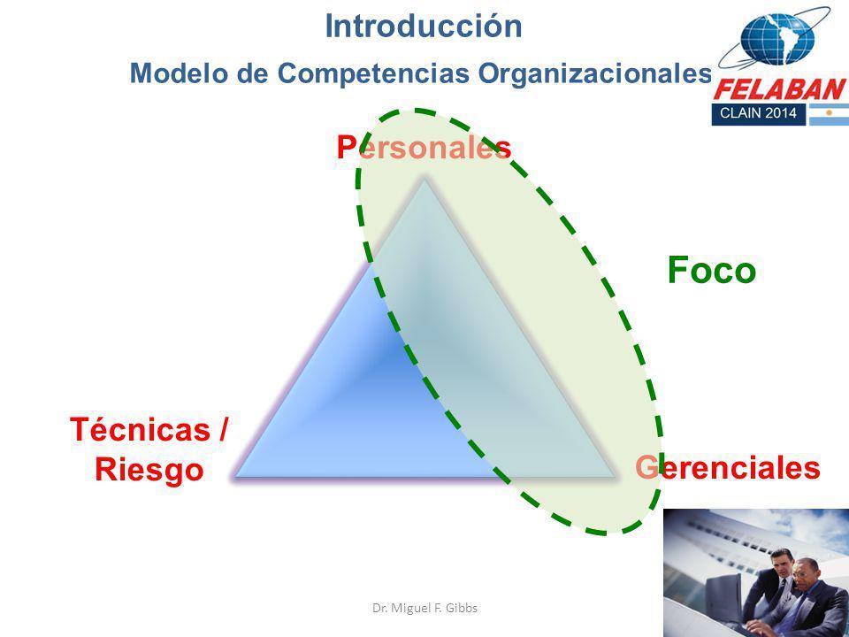 Modelo de Competencias Organizacionales
