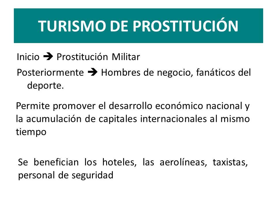 TURISMO DE PROSTITUCIÓN