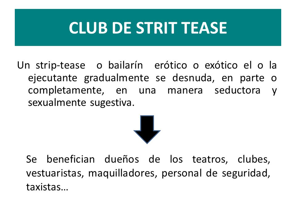 Strip club - Wikipedia