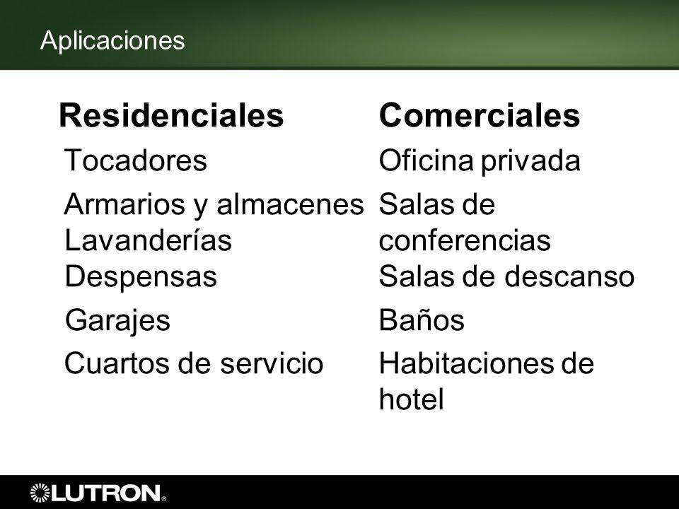 Residenciales Comerciales