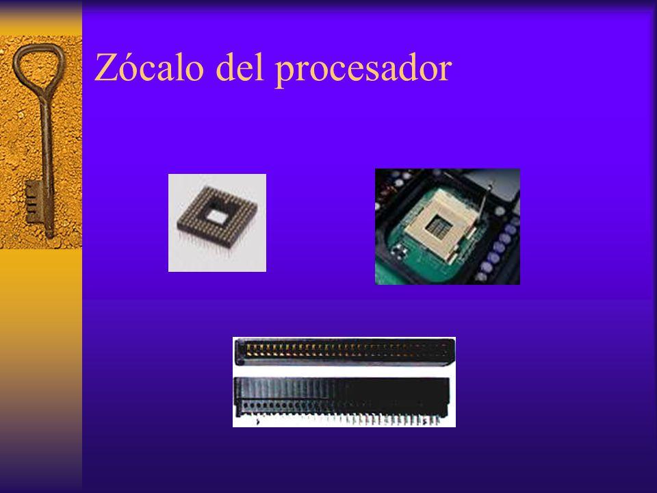 Zócalo del procesador