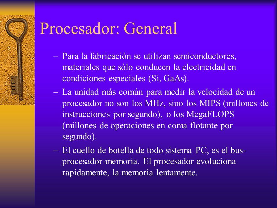 Procesador: General