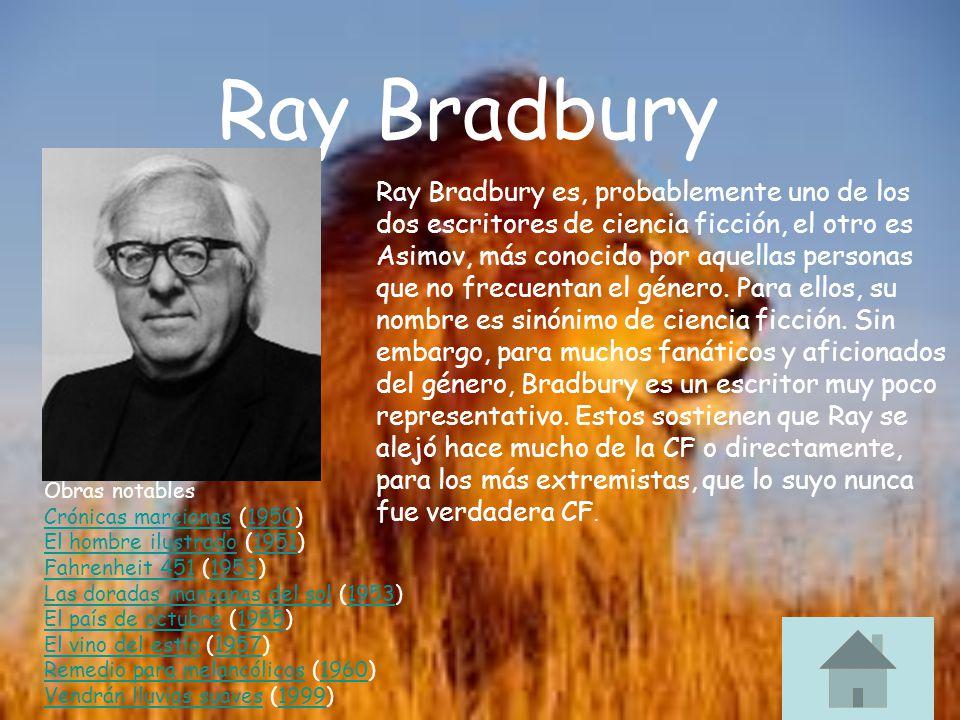 Ray Bradbury