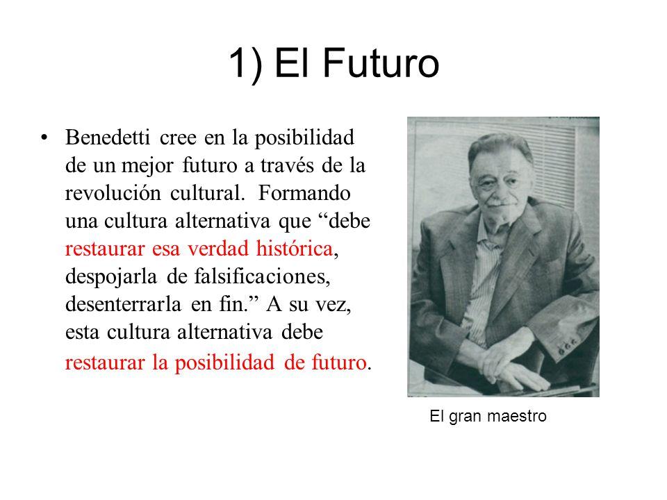 1) El Futuro