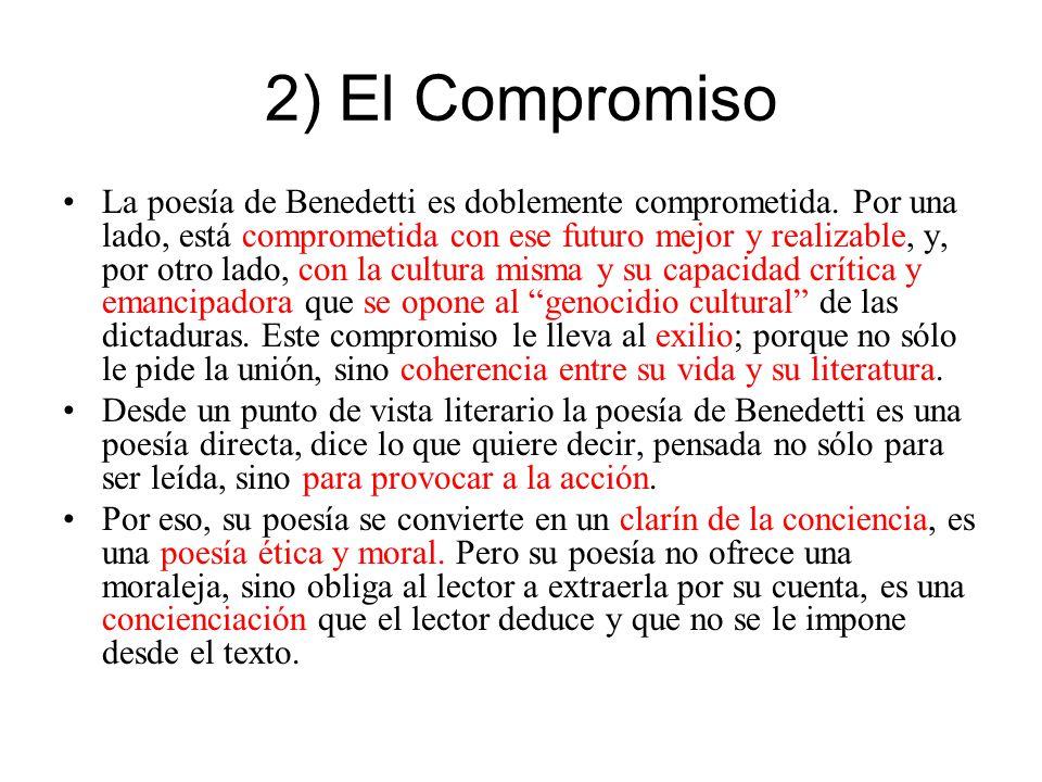 2) El Compromiso