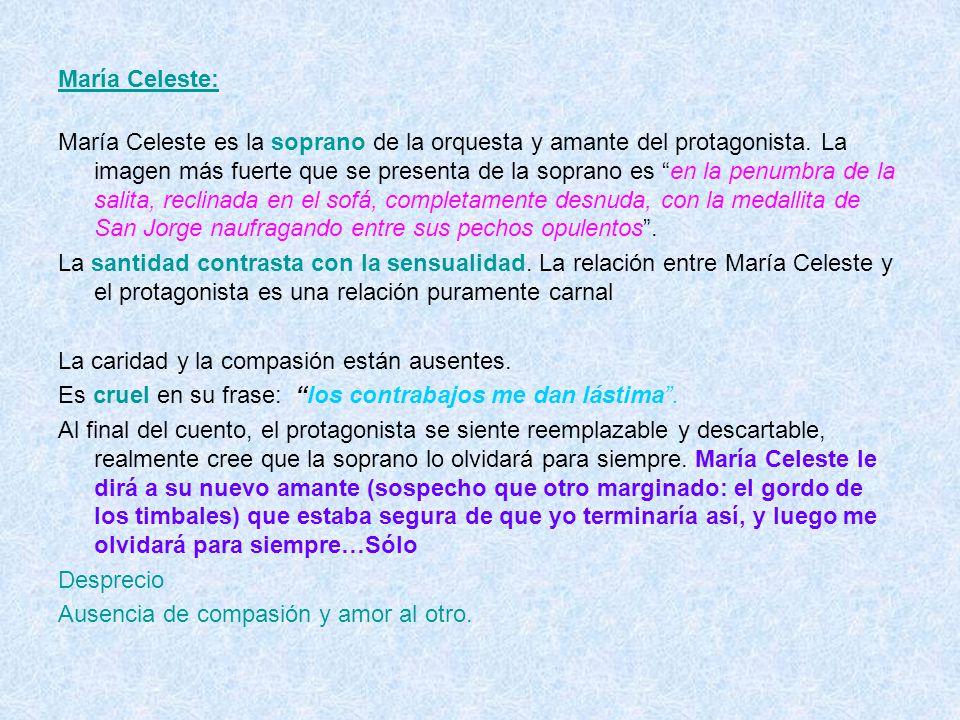 María Celeste: