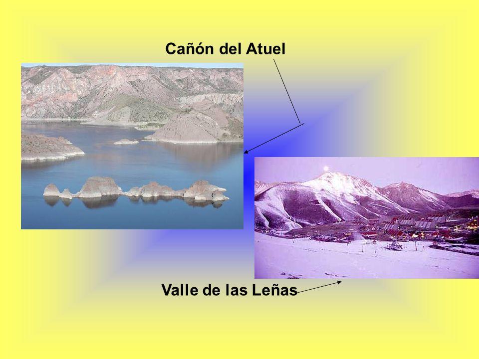 Cañón del Atuel Valle de las Leñas