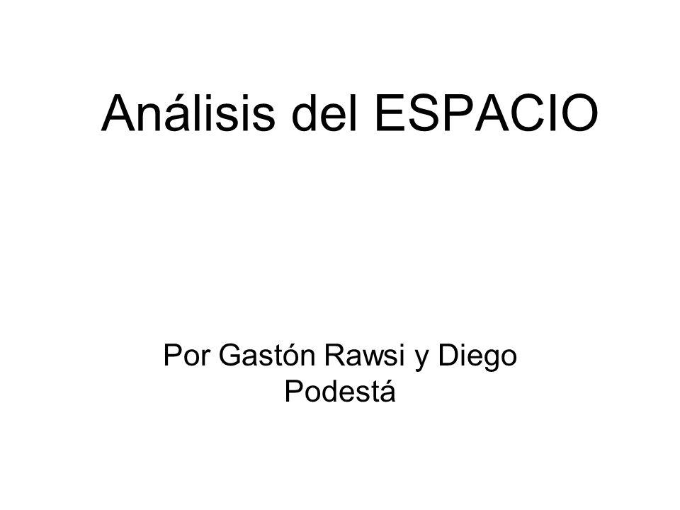 Por Gastón Rawsi y Diego Podestá
