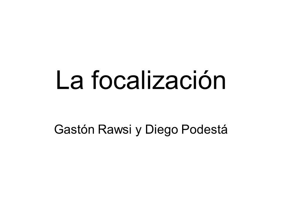 Gastón Rawsi y Diego Podestá