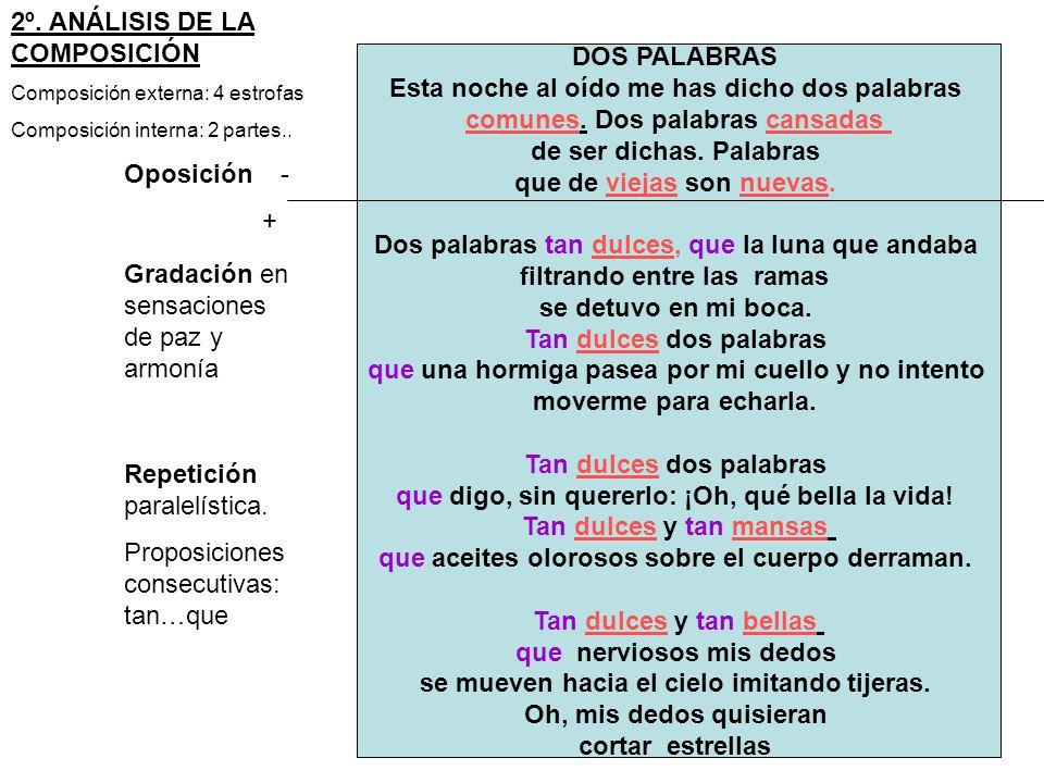 2º. ANÁLISIS DE LA COMPOSICIÓN
