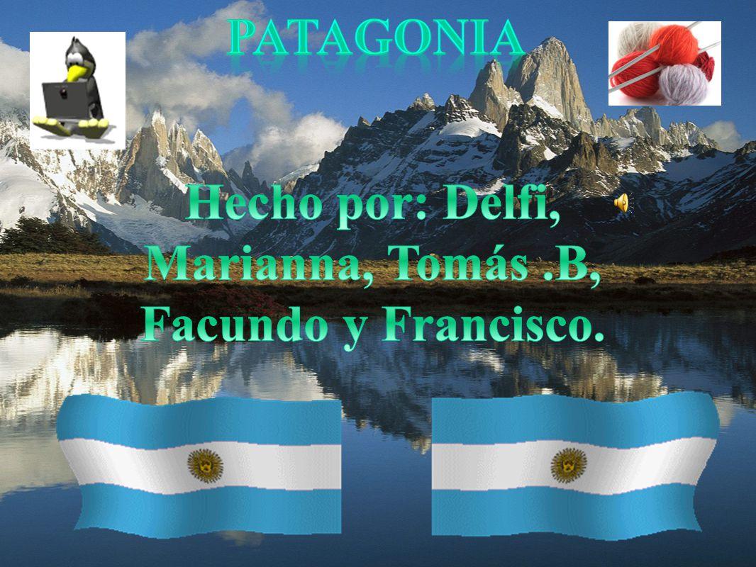 Hecho por: Delfi, Marianna, Tomás .B, Facundo y Francisco.