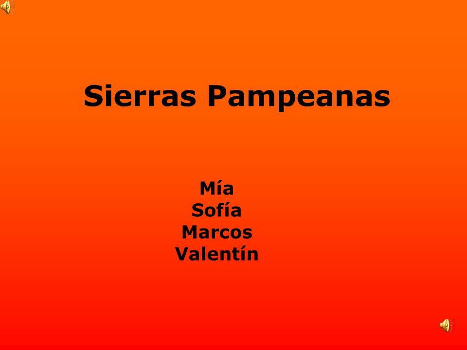 Mía Sofía Marcos Valentín