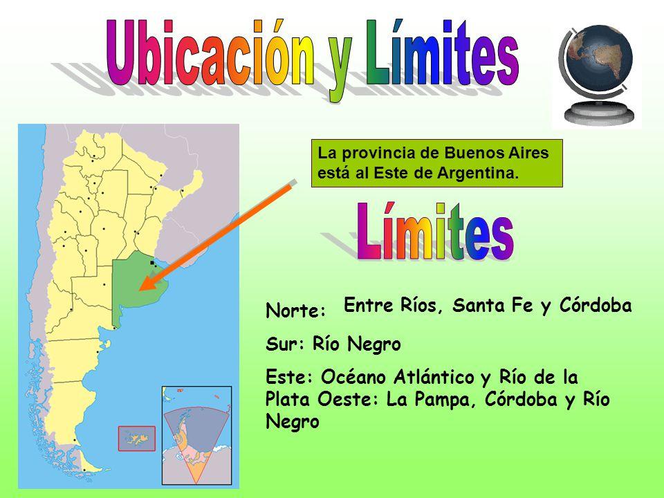 Ubicación y Límites Límites