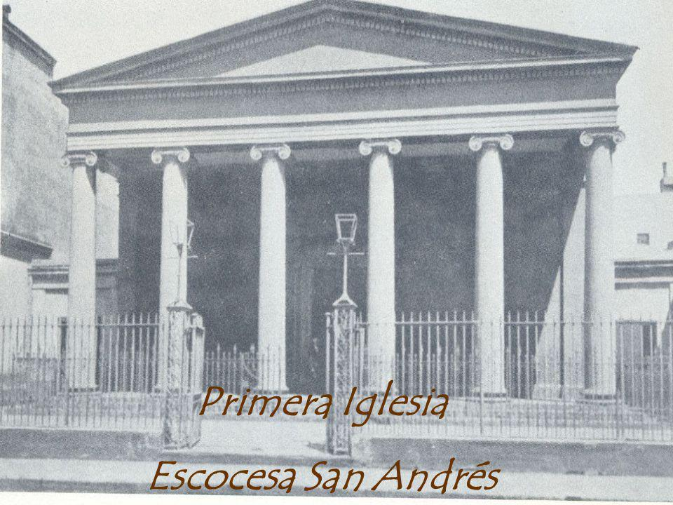 Primera Iglesia Escocesa San Andrés