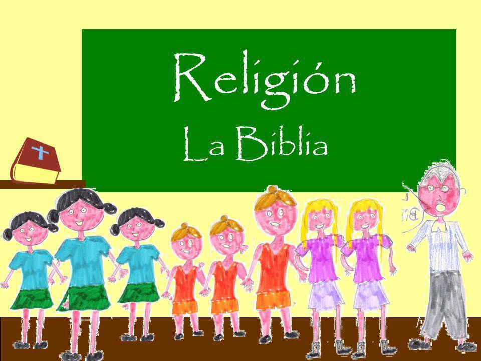 Religión La Biblia