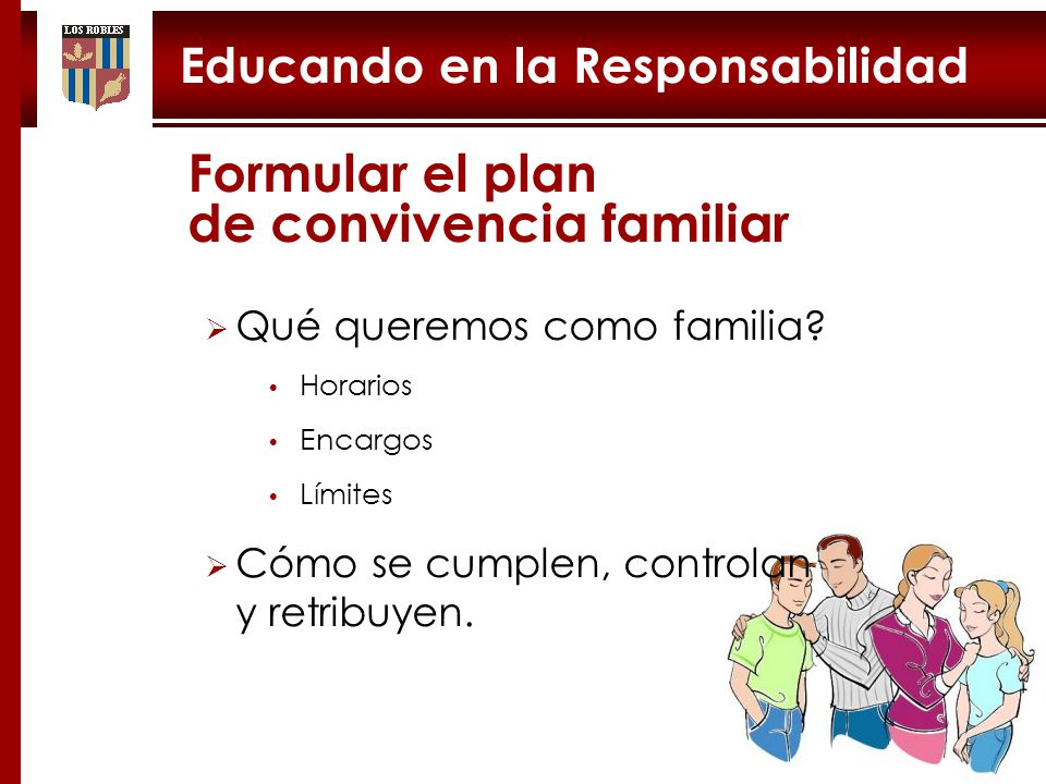 Educando en la Responsabilidad