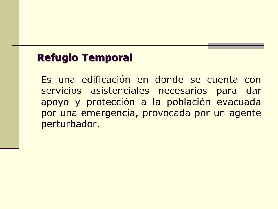 Refugio Temporal