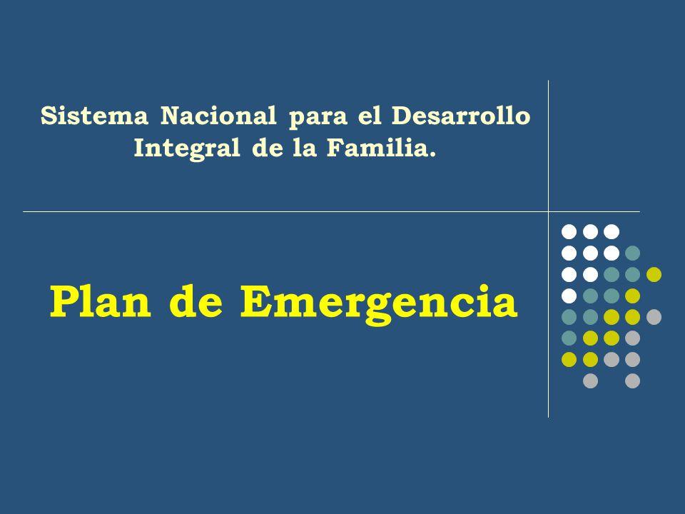 Sistema Nacional para el Desarrollo Integral de la Familia.