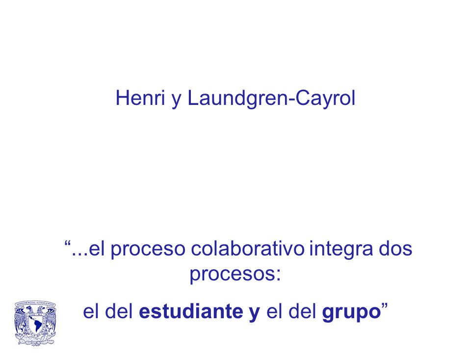 Henri y Laundgren-Cayrol