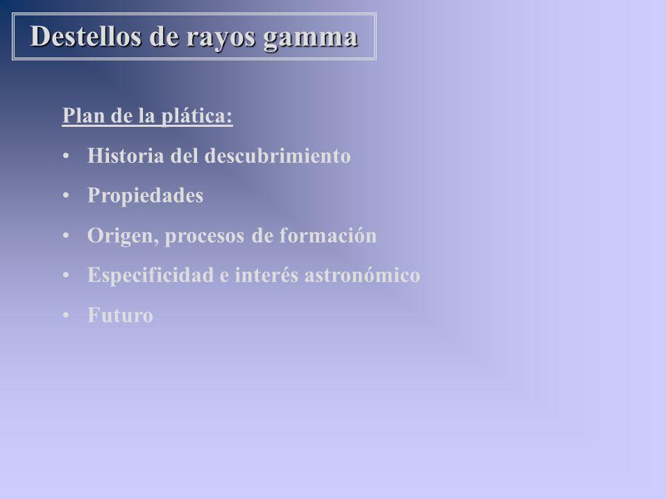 Destellos de rayos gamma